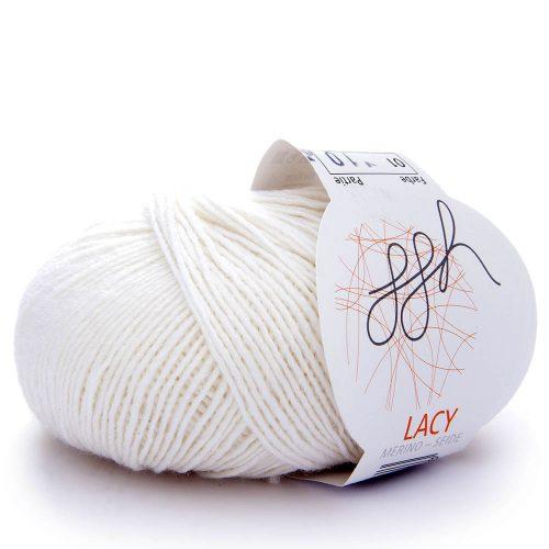 ggh Lacy 1 prírodná biela