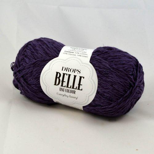 Belle 19 tmavá fialová