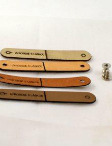 Dekoračné štítky s nitom