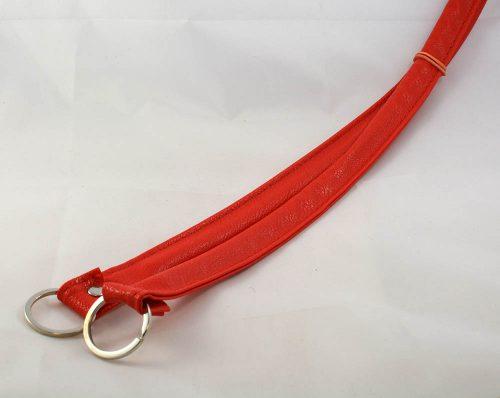 Rúčky na kabelky červené