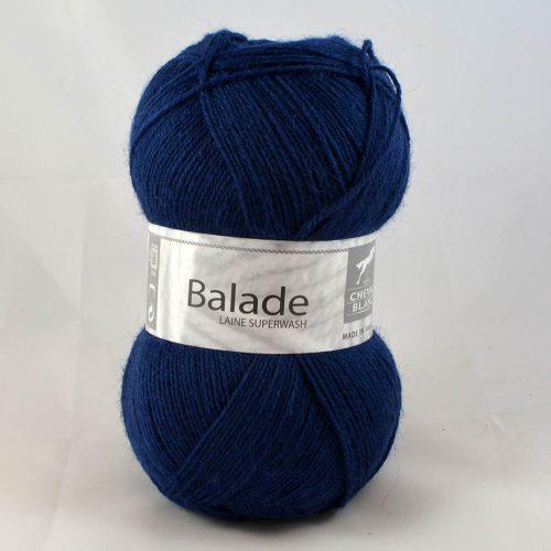 Balade 10 džínsová modrá