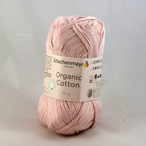 Organic Cotton 37 púdrová ružová