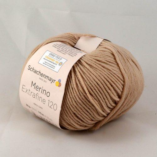 Merino extrafine 120 108 biela káva