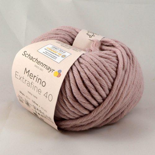 Merino extrafine 40 10343 púdrová
